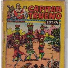 Livros de Banda Desenhada: EL CAPITÁN TRUENO EXTRA. Nº 136. Lote 18427044