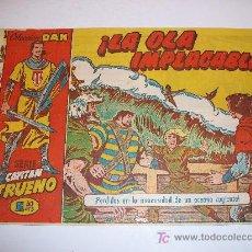 Tebeos: EL CAPITAN TRUENO, Nº 53, ORIGINAL. Lote 10598181