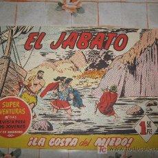 Tebeos: EL JABATO N-171,ORIGINAL.. Lote 10599724