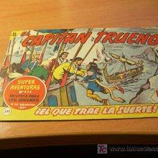 Tebeos: EL CAPITAN TRUENO ( ORIGINAL ) Nº 391. Lote 10627936