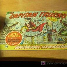 Tebeos: EL CAPITAN TRUENO ( ORIGINAL ) Nº 339. Lote 10628396