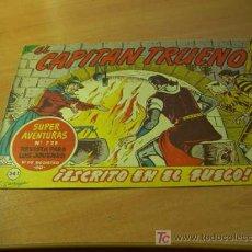 Tebeos: EL CAPITAN TRUENO ( ORIGINAL ) Nº 341. Lote 10628400