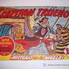 Tebeos: CAPITAN TRUENO, Nº 325, ORIGINAL. Lote 10671213