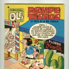 Tebeos: COLECCION OLE - ROMPE TECHOS Nº 14 - EDITORIAL BRUGUERA. Lote 10746945