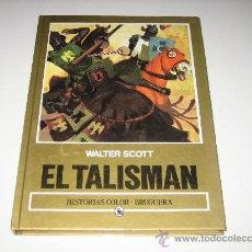 Tebeos: HISTORIAS COLOR - BRUGUERA. EL TALISMAN. Lote 26057731