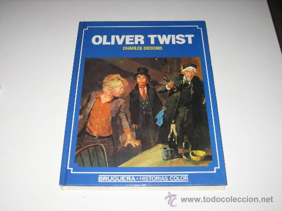 HISTORIAS COLOR - BRUGUERA. OLIVER TWIST (Tebeos y Comics - Bruguera - Otros)