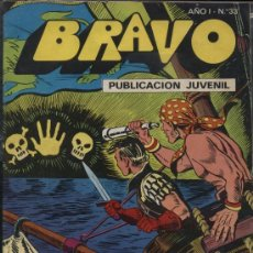 Tebeos: EL CACHORRO.BRAVO Nº 17. Lote 18661208