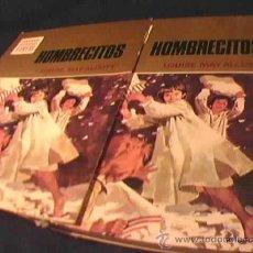 Tebeos: HOMBRECITOS. LOUISE MAY ALCOTT. COLECCION HISTORIAS COLOR. SERIE MUJERCITAS. BRUGUERA, 1975.. Lote 15256810