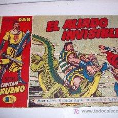 Tebeos: EL CAPITAN TRUENO (COLECCIÓN DAN), Nº 8, ORIGINAL. Lote 27262571