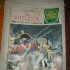 Tebeos: EL PIRATA.JOYAS LITERARIAS.. Lote 25822650