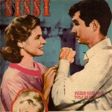 Tebeos: SISSÍ, REVISTA JUVENIL FEMENINA - AÑO VI - Nº 266 - EDITORIAL BRUGUERA 1963. Lote 11060751
