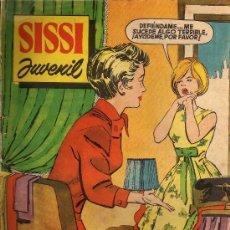 Tebeos: SISSÍ JUVENIL, REVISTA JUVENIL FEMENINA - AÑO II - Nº 71 - EDITORIAL BRUGUERA 1961. Lote 11060759