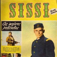 Tebeos: SISSÍ REVISTA FEMENINA - AÑO III - Nº 138 - EDITORIAL BRUGUERA 1960. Lote 11060764