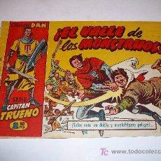 Tebeos: EL CAPITAN TRUENO (COLECCIÓN DAN), Nº 55, ORIGINAL. Lote 25868336
