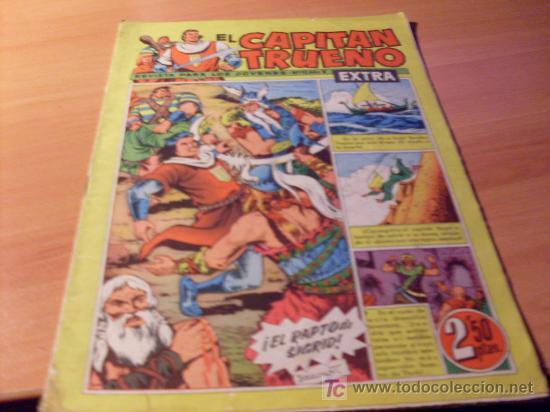 CAPITAN TRUENO EXTRA ( ORIGINAL ) Nº 11 (Tebeos y Comics - Bruguera - Capitán Trueno)
