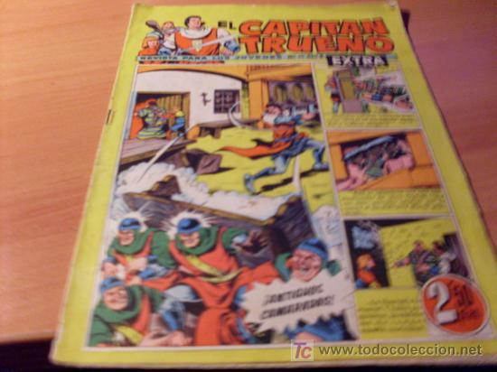 CAPITAN TRUENO EXTRA ( ORIGINAL ) Nº 49 (Tebeos y Comics - Bruguera - Capitán Trueno)