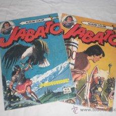 Tebeos: CÓMIC - JABATO - AÑO 1980.. Lote 24210296