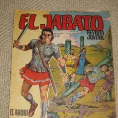 Tebeos: EL JABATO. ALBUM GIGANTE Nº 37. BRUGUERA, ILUSTRADO POR DARNIS. Lote 24401220