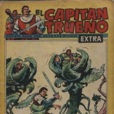 Livros de Banda Desenhada: EL CAPITÁN TRUENO EXTRA. Nº 125. Lote 27250373