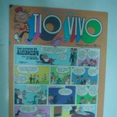 Tebeos: TIO VIVO Nº 775 TEBEOS EL ARCHIVISTA. Lote 11460515