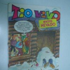 Tebeos: TIO VIVO: EXTRA NEVADO TEBEOS EL ARCHIVISTA. Lote 180187372