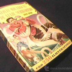 Tebeos: VEINTE MIL LEGUAS DE VIAJE SUBMARINO. JULIO VERNE. COLECCION HISTORIAS Nº 2. BRUGUERA, 1966.. Lote 28105690