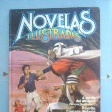 Tebeos: NOVELAS ILUSTRADAS-N.12-BRUGUERA--1985. Lote 11642186