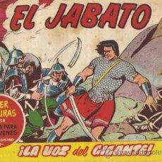 Tebeos: EL JABATO - N.º 142 - ¡LA VOZ DEL GIGANTE!. Lote 11694986