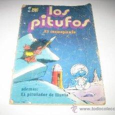 Tebeos: LOS PITUFOS - EL COSMOPITUFO. Lote 25470367