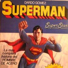 Tebeos: SUPERMAN, POR DARDO GÓMEZ. . Lote 27244334