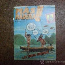 Tebeos: COMIC MAS MADERA ED. BRUGUERA NUM. 8. Lote 25324904