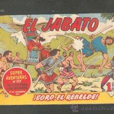 Tebeos: JABATO Nº 58,ED.BRUGUERA. Lote 11919048
