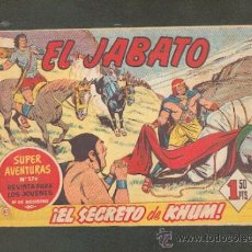 Tebeos: JABATO Nº81,ED.BRUGUERA. Lote 11919056