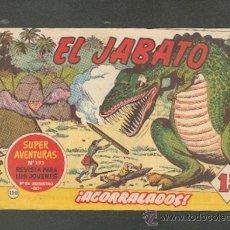 Tebeos: JABATO Nº120,ED.BRUGUERA. Lote 11919061