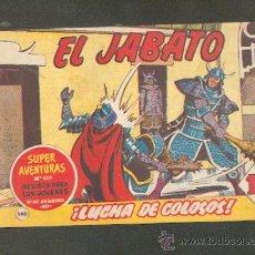 Tebeos: JABATO Nº140,ED.BRUGUERA. Lote 11919079
