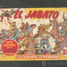 Tebeos: JABATO Nº154,ED.BRUGUERA. Lote 11919236