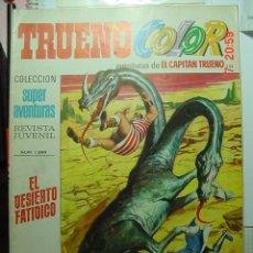 Tebeos: 6189 TRUENO COLOR Nº 140 AÑO 1972 MIRA MAS EN MI TIENDA COSAS&CURIOSAS. Lote 12058888