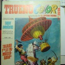 Tebeos: 6190 TRUENO COLOR Nº 134 AÑO 1971 MIRA MAS EN MI TIENDA COSAS&CURIOSAS. Lote 12073526