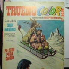 Tebeos: 6193 TRUENO COLOR Nº 151 AÑO 1971 MIRA MAS EN MI TIENDA COSAS&CURIOSAS. Lote 12073691