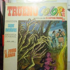 Tebeos: 6194 TRUENO COLOR Nº 130 AÑO 1971 MIRA MAS EN MI TIENDA COSAS&CURIOSAS. Lote 12073703