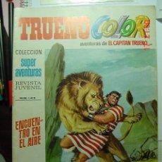 Tebeos: 6195 TRUENO COLOR Nº 145 AÑO 1971 MIRA MAS EN MI TIENDA COSAS&CURIOSAS. Lote 12073721