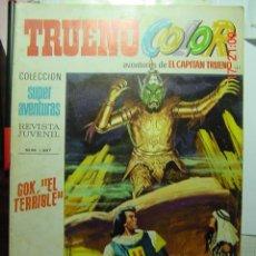 Tebeos: 6196 TRUENO COLOR Nº 137 AÑO 1971 MIRA MAS EN MI TIENDA COSAS&CURIOSAS. Lote 12073738