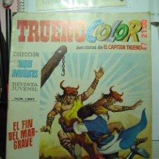 Tebeos: 6199 TRUENO COLOR Nº 95 AÑO 1971 MIRA MAS EN MI TIENDA COSAS&CURIOSAS. Lote 13107906