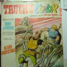 Tebeos: 6201 TRUENO COLOR Nº 127 AÑO 1971 MIRA MAS EN MI TIENDA COSAS&CURIOSAS. Lote 12073957