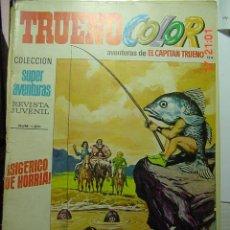 Tebeos: 6202 TRUENO COLOR Nº 124 AÑO 1971 MIRA MAS EN MI TIENDA COSAS&CURIOSAS. Lote 12074013