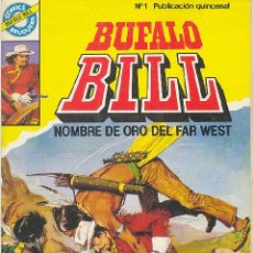 Tebeos: BUFALO BILL Nº 1 BRUGUERA. Lote 12117004