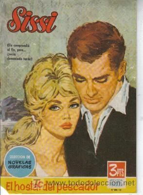 SISSI NOVELAS GRÁFICAS Nº 172 (Tebeos y Comics - Bruguera - Sissi)