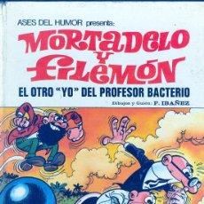 Tebeos: ASES DEL HUMOR , MORTADELO Y FILEMON - EDICION 1973 Nº 24. Lote 114956612