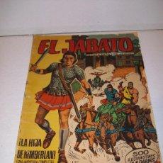 Tebeos: EDITORIAL BRUGUERA: EL JABATO, ALBUM GIGANTE Nº 5 ¡ VER !. Lote 25648720