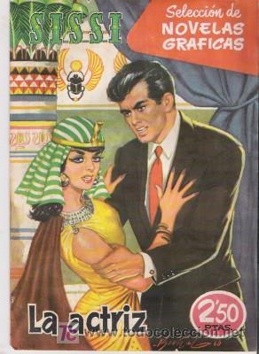 SISSI NOVELAS GRÁFICAS Nº 84 (Tebeos y Comics - Bruguera - Sissi)